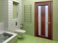 Выбрать дверь в ванную комнату