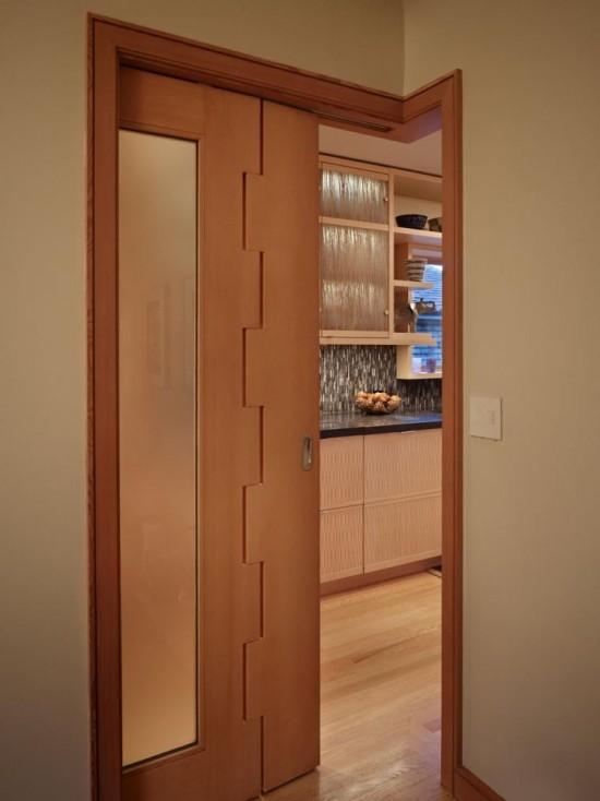 Как выбрать дверь для кухни?