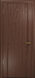 дверь Спациа-1 Американский орех Глухая