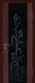 дверь Этюд элит ДО Орех от производителя Мариам
