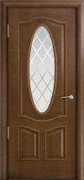 дверь Barselona ДО Готика Палисандр Milyana