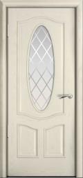дверь Barselona ДО Готика Ясень жемчуг Мильяна