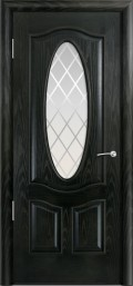 дверь Barselona ДО Готика Ясень винтаж Мильяна