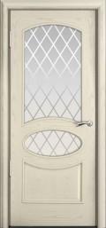 дверь Roma ДО Готика Ясень жемчуг от производителя Milyana