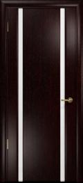 дверь Спациа-2 ДО Венге, белый Триплекс
