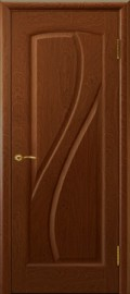 ульяновские двери Мария ДГ Американский орех