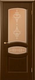 Ульяновские двери Анастасия ДО Американский орех