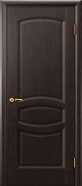 Ульяновские дверь Анастасия ДГ Чёрный абрикос