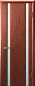 Ульяновские двери Техно2 ДО Красное дерево