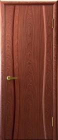 Ульяновские двери Диадема ДГ Красное дерево