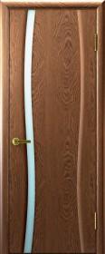 Ульяновские двери Диадема1 ДО Американский орех