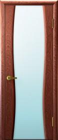 Ульяновские двери Диадема2 ДО Красное дерево