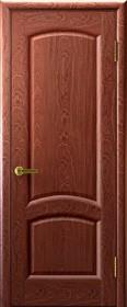 дверь Лаура ДГ Красное дерево