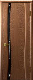 дверь Диамант 1 ДО Американский орех