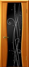 дверь Диамант 2 ДО Светлый анегри
