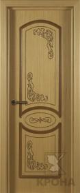 Двери Муза Дуб ДГ