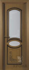 Двери Муза Орех ДО
