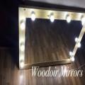 Грмерное зеркало Pure wood