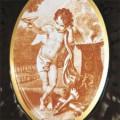 Леонардо - 75 Зеркало-шкаф лев./прав.бел. (ангелочек)