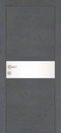 FX-3, Ясень шоколад, Белый лакобель