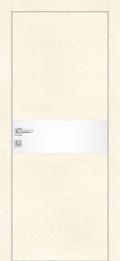 FX-3, Ясень слоновая, Белый лакобель