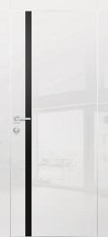 HGX-8 Белый глянец, Черный металик