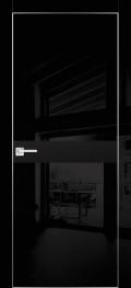 HGX-13 Черный глянец, Черный металик