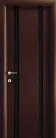 Дверь Стелла Венге ДО3 ЧС