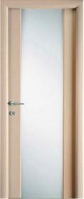 Дверь Стелла Беленый Дуб ДО1