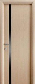Дверь Стелла Беленый Дуб ДО2 ЧС