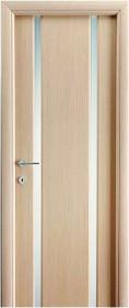Дверь Стелла Беленый Дуб ДО3