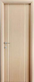 дверь Стелла Беленый Дуб ДГФ