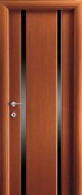 дверь Стелла Золотистый Дуб ДО3 ЧС
