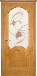 дверь Барселона Орхидея ДО Ясень золотой