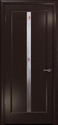 дверь Лютэа-L ДО Эвкалипт с вставкой фьюзинг