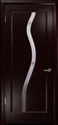 дверь Лютэа–Z ДО Венге с Фьюзингом