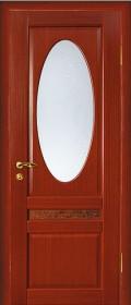 дверь Ария элит ДО Красное дерево