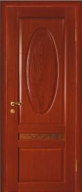дверь Ария элит ДГ Красное дерево